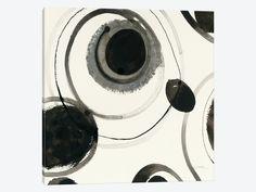 Planetary II by Shirley Novak 1-piece Canvas Art Print