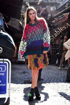 Amber Le Bon, Fashion's New Muse