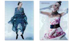Elle – December 2013 | Carole Tanenbaum vintage costume jewellery, designer stamped and limited edition