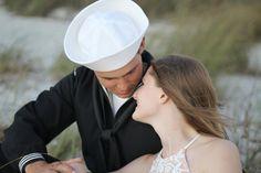 Beach Engagement Photoshoot  Kandice Story Photography