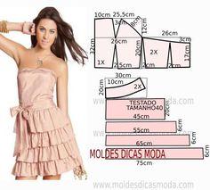 Passo a passo construção molde vestido princesa. A ilustração do molde de vestidonão tem valor de costura tem que ser acrescentado. PASSO A PASSO MOLDE VE                                                                                                                                                                                 Mais
