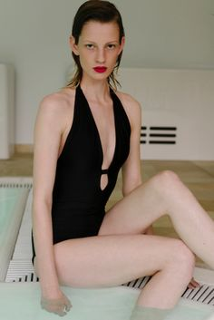 Swimsuit with Ilvie Wittek Swimsuits, Swimwear, Veronica, One Piece, Dresses, Fashion, One Piece Swimsuits, One Piece Swimsuits, Gowns
