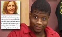 FLORIDA... DAYONTE RESILES A man on trial for murder pens apology letter to judge | Daily Mail Online