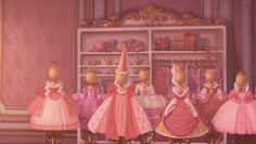 charlotte la bouff bedroom | Disney's Princess & the Frog on Pinterest | The Princess, Frogs and ...