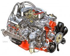 8 best engines images corvette, ls engine, carsrats! chevrolet\u0027s mark iv big block v 8 turns 50
