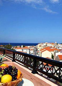 Arkadi Hotel in Chania town Greece Islands, Crete, Bed And Breakfast, Beautiful Beaches, Villa, Hotels, Australia, Places, Villas