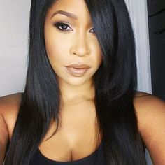 """I really gotta do brown lipstick more often."" Photo taken by @sophiemua on Instagram, pinned via the InstaPin iOS App! http://www.instapinapp.com (12/08/2014)"