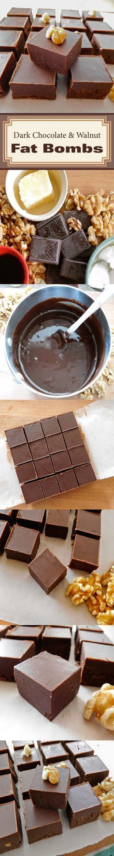 Fat bombs are high-fat, low carb, low sugar snacks that keep you satisfied between meals. Popular with people following Keto diets.