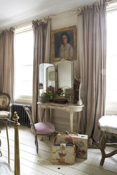Vanity Table In Front Of Window . Vanity Table In Front Of Window . 1026 Best Vanity Room Images In 2020 Luxury Interior Design, Interior Decorating, Decorating Ideas, Paris Appartment, Vanity Decor, Vanity Chairs, Vanity Room, French Interior, Vintage Shabby Chic