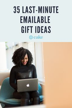 These 35 last-minute gift ideas are perfect if you're in a pinch for time. What makes these last-minute gift ideas special is that they're easy to text, DM, or email to your recipient. This means you send your gift faster! #GiftIdeas #LastMinuteGiftIdea #InexpensiveGift #TextableGift
