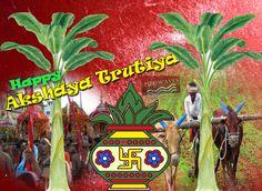 Akshay Tritiya Greetings Wallpaper download  PURIWAVES