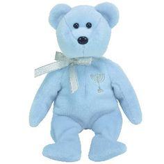 Ty Beanie Baby Happy Hannukah the Bear