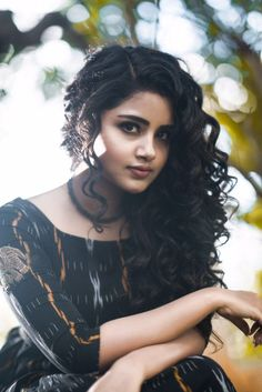 Anupama Parameswaran is one among the top celebrities of the South Indian film indutry. The actress stole the hearts of millions throu. South Actress, South Indian Actress, Beautiful Indian Actress, Beautiful Actresses, Beautiful Models, Beautiful Celebrities, Beautiful Eyes, Beautiful Outfits, Tamil Actress Photos