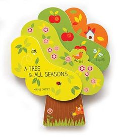 A Tree For All Seasons - Maryse Guittet [3-5 años]