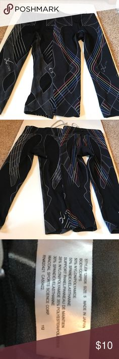 Pair of CWX stability tights Pair of workout tights for stability. New $55 each cwx Pants Leggings