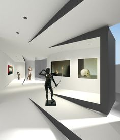 Art Gallery Interiors | The competition received an overwhelming level of interest with over ...