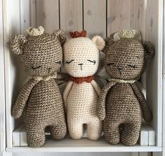 Newborn Teddy Beartoy for little prince or princess with