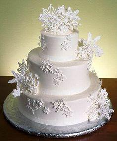 Till mitt vinterbröllop, tack!