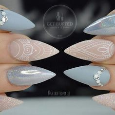 Credit @neztheartist @getbuffednails @getbuffednails--- SUPER CUTE