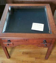 Lexington Bob Timberlake Cherry China Display Cabinet 2