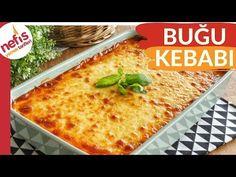 ŞAHANE LEZZETİ İLE BUĞU KEBABI TARİFİ 💯💯Ramazan Sofralarına Çok Yakışır - YouTube Turkish Recipes, Ethnic Recipes, Salty Foods, Iftar, Feel Good, Macaroni And Cheese, Food And Drink, Pasta, Chicken