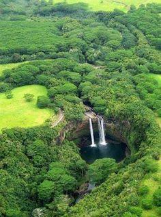 Wailea Falls, Kauai