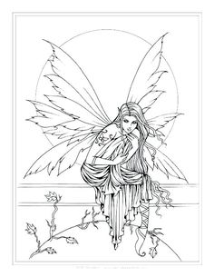 Fairy Printable Coloring Pages Luxury 25 Best Molly Harrison Free Coloring Pages Direct From Blank Coloring Pages, Detailed Coloring Pages, Mermaid Coloring Pages, Free Coloring Sheets, Adult Coloring Book Pages, Printable Adult Coloring Pages, Coloring Books, Kids Coloring, Images Minecraft