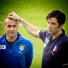 Happy Birthday Gigi!!! #parma #juventus #italy #italia #nazionale #azzurri #history photo @claudiovillaphotographer  #worldchampion #germany2006
