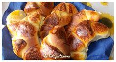 Questi cornetti di pan brioche a lunga lievitazione sono ideali per affrontare una nuova giornata o per addolcire un pomeriggio di studio o lavoro...