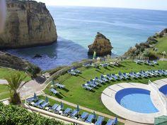 Hotel Tivoli Carvoeiro, Algarve, Portugal