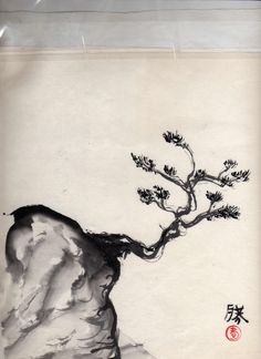 Sumi-e images | pintura sumi-e