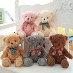 20 cm Novo Pequeno Urso De Pelúcia Brinquedos de presente de Aniversário Para O dia das Crianças Urso de Pelúcia amantes da boneca de pano de presente de Natal urso de casamento em Stuffed & Plush Animais de Brinquedos Hobbies & no AliExpress.com | Alibaba Group