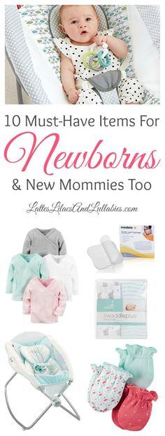 10 Must-Have Items You'll Need When Taking Your Newborn Baby Home