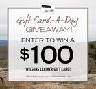 Gift Card-a-Day Give