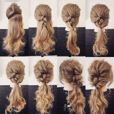 """Некоторые даже удобный вариаций для волос. Себя и я хочу иметь его. Начинающих самых способных,популярном салоне непрерывного профессионального образования взрослых""""прекрасные волосы"""", то сразу представляем♡"""