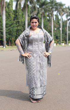 Batik Style, Foto: Gaya Aktual #batik #Indonesia #blackandwhite