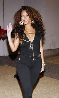 Top 5 Beyonce Hairstyles To Try Today — Famous Beautiful Celebrity Black Women Hair Ideas #Hairspiration