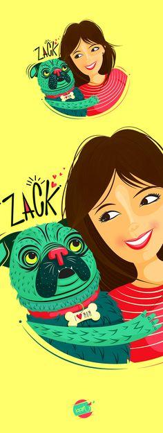 Zack Love on Behance