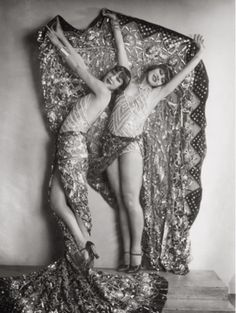 Chorus girls, 1929