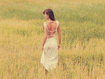 She s Like The Wind dress # backless dress