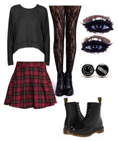 """""""punk"""" by graciefarber on Polyvore"""