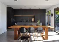 #kitchen | crazy for colour in a tense environment | @meccinteriors | design bites