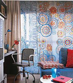 cortinas diferentes sala - Pesquisa Google