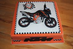 KTM | Torte trifft Stil