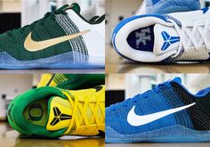 uk availability dec2f edca7 Nike Prepares March Madness Kobe 11 Elite PEs For Duke, Kentucky, Oregon,  and Michigan State