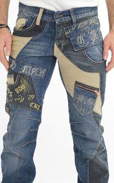 abd36482d Las 804 mejores imágenes de pantalones ..vaqueros jeans con parches ...