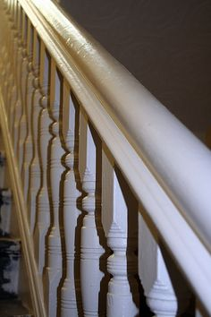 How To Clean Sticky Wooden Handrails Cleaning And Banisters