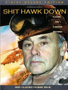Shit Hawk Down. Shit clocks a Ticken Ricky Funny Pranks, Funny Fails, Trailer Park Boys Quotes, Sunnyvale Trailer Park, Boy Meme, Prank Videos, Cartoon Tv, Thats The Way, Best Tv