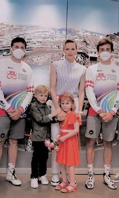 Monaco Princess, Monaco Royal Family, Charlene Of Monaco, Marie, Royalty, Royal Families, Children, Princess, Prince Albert