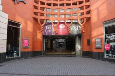 Winkelcentrum de Barones